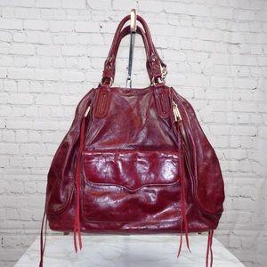 Rebecca Minkoff leather satchel/crossbody
